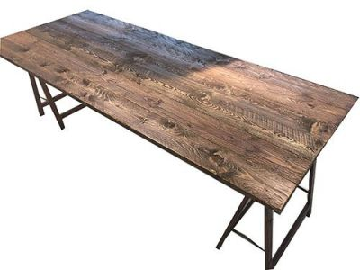 Table en bois Rustic