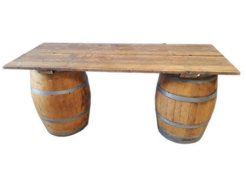 Bar buffet en bois
